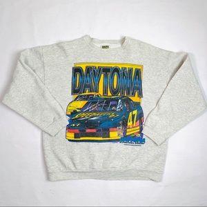 VTG 1997 NASCAR Winston Cup Dayton Sweatshirt XL